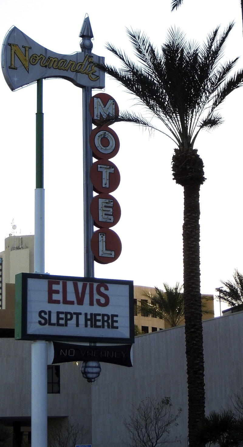 How A Display Of Neon Explains The History Of Las Vegas